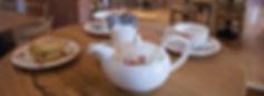 Tea Room Elveden Courtyard