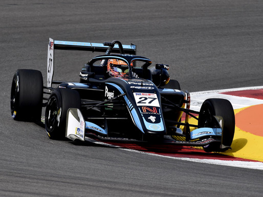 Foster Delivers Pole Position and Podiums in Portugal