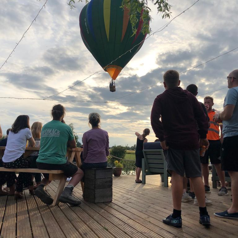 2022 OB Balloon Festival