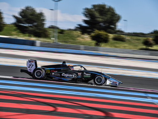 More Podiums for Foster in France