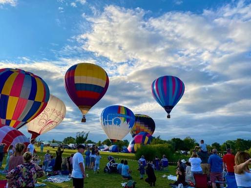 OB Hot Air Balloon Festival 2021