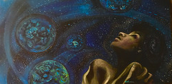 Wake into the Cosmos