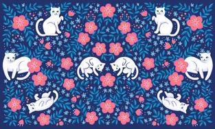 blue cat doormat 30x18.jpg