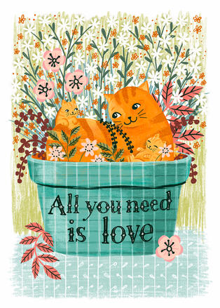 all you need is love_orange cat_web.jpg