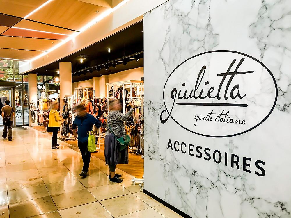 retail store design, shopfitting, shop design