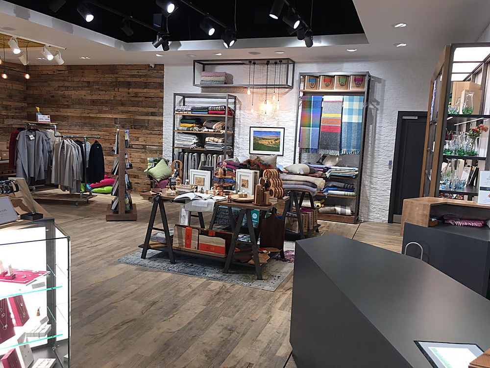 retail store design, shopfitting, shop design