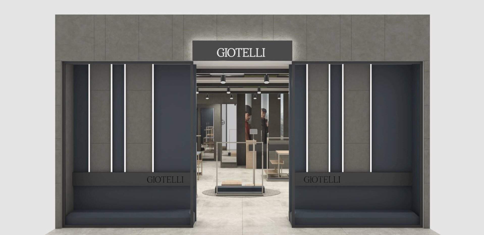 Giotelli - Fashion Store Shop Design-5.j