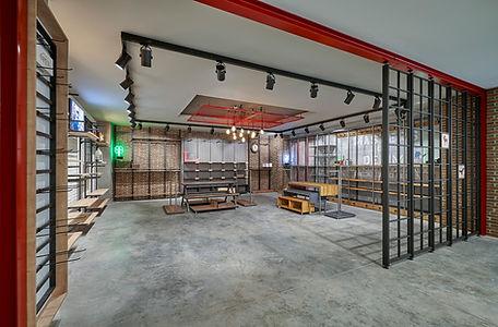 Shopline Istanbul Showroom