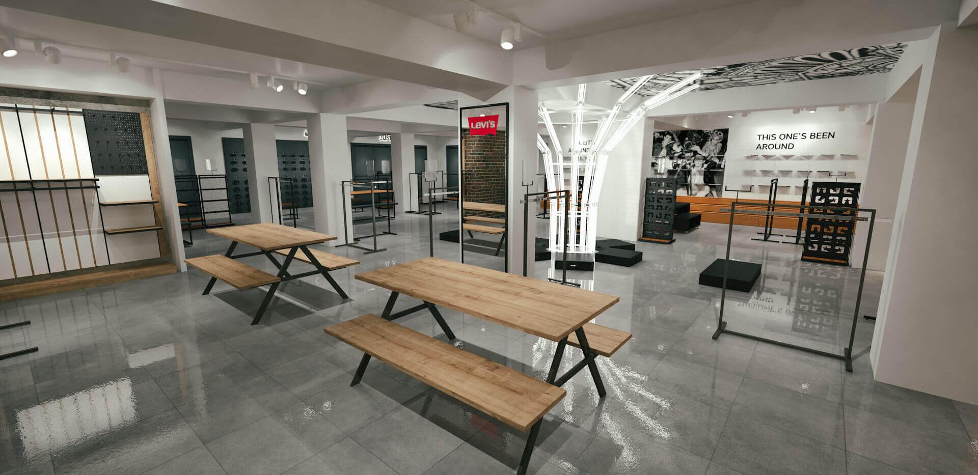 PMG Premium - Department Store Shop Desi