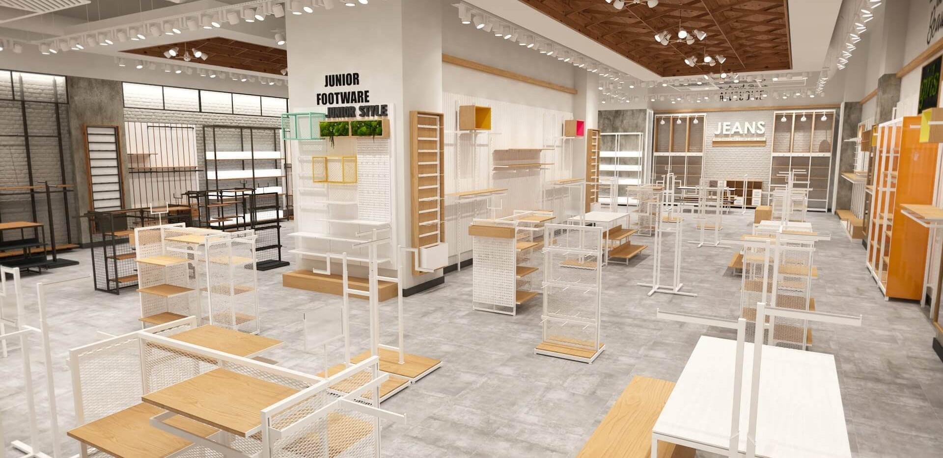 Outfitters - Fashion Store Shop Design-9