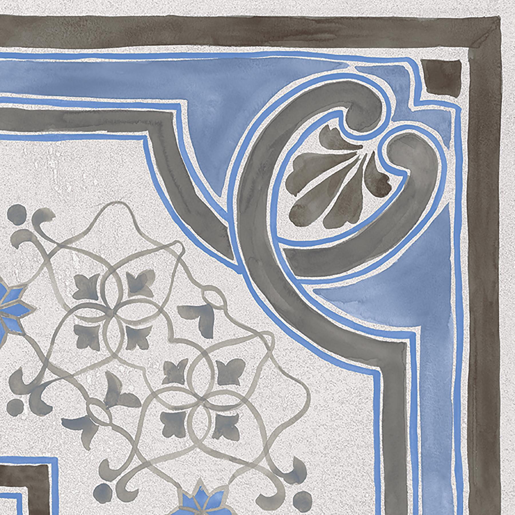 PERUGIA 20x20 Blue Corner