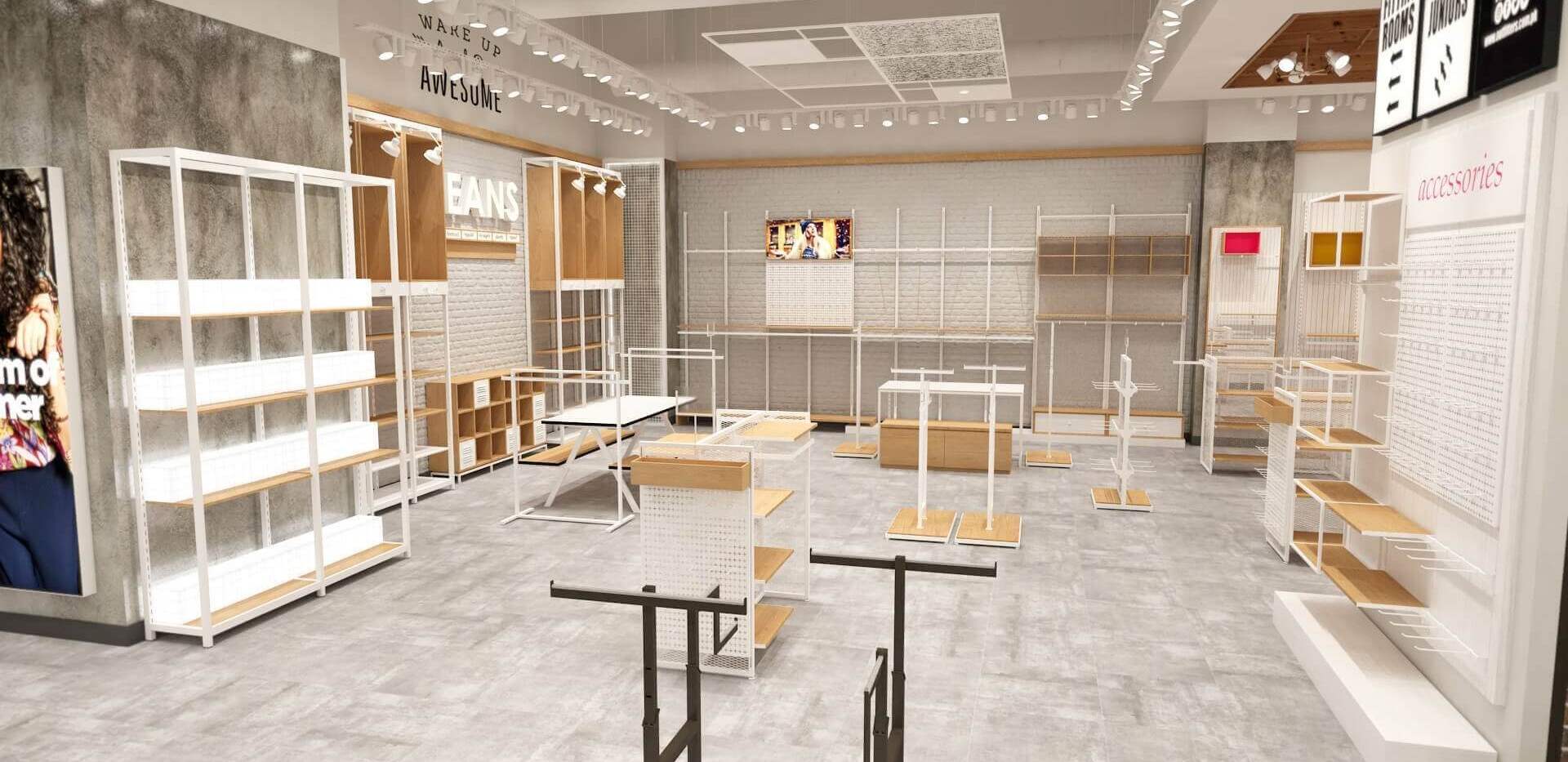 Outfitters - Fashion Store Shop Design-1