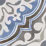 PERUGIA 20x20 Blue Insert