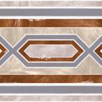 MONZA 20x20 Beige Border