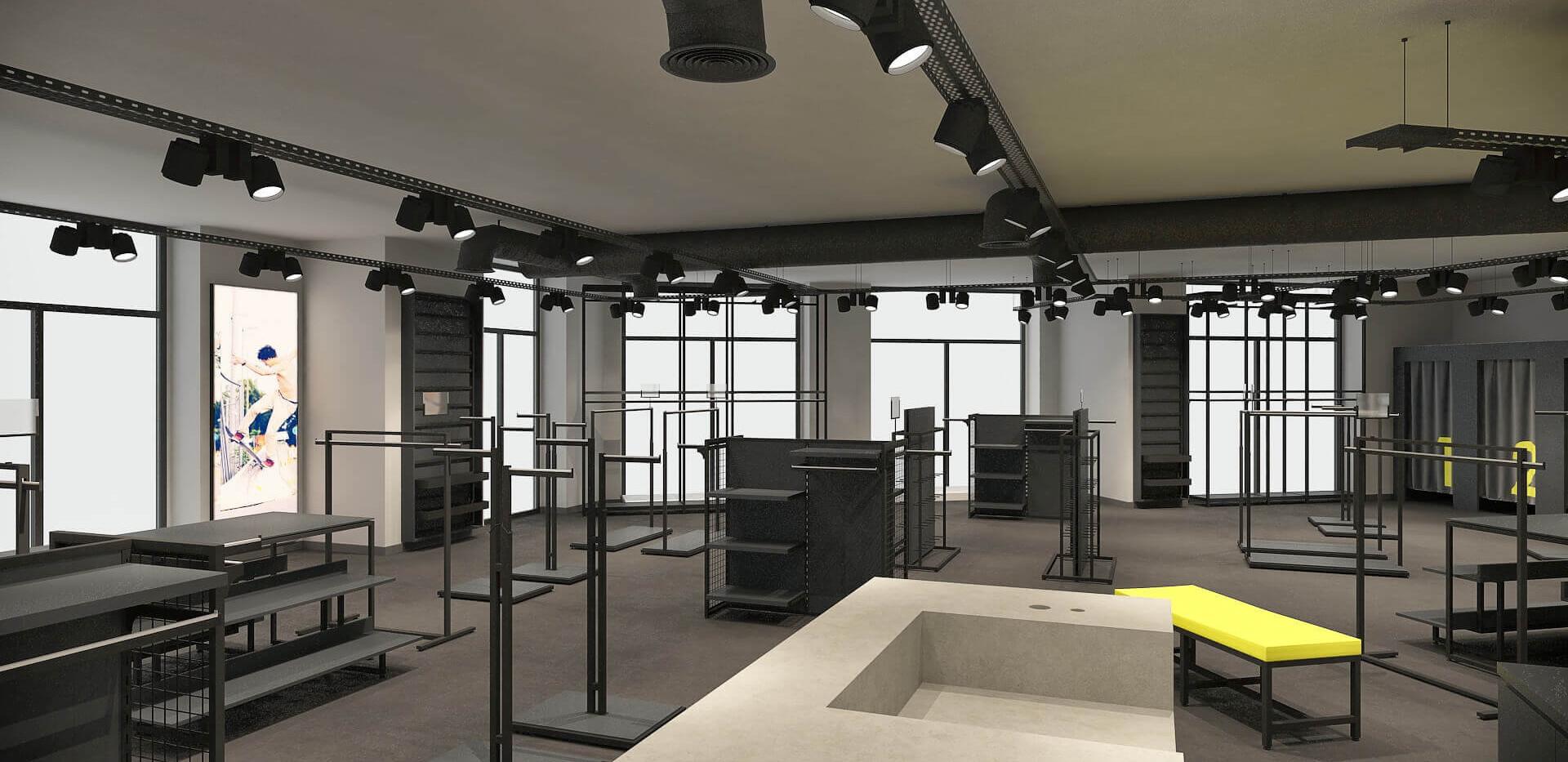 Team Sport - Sports Store Shop Design-6.