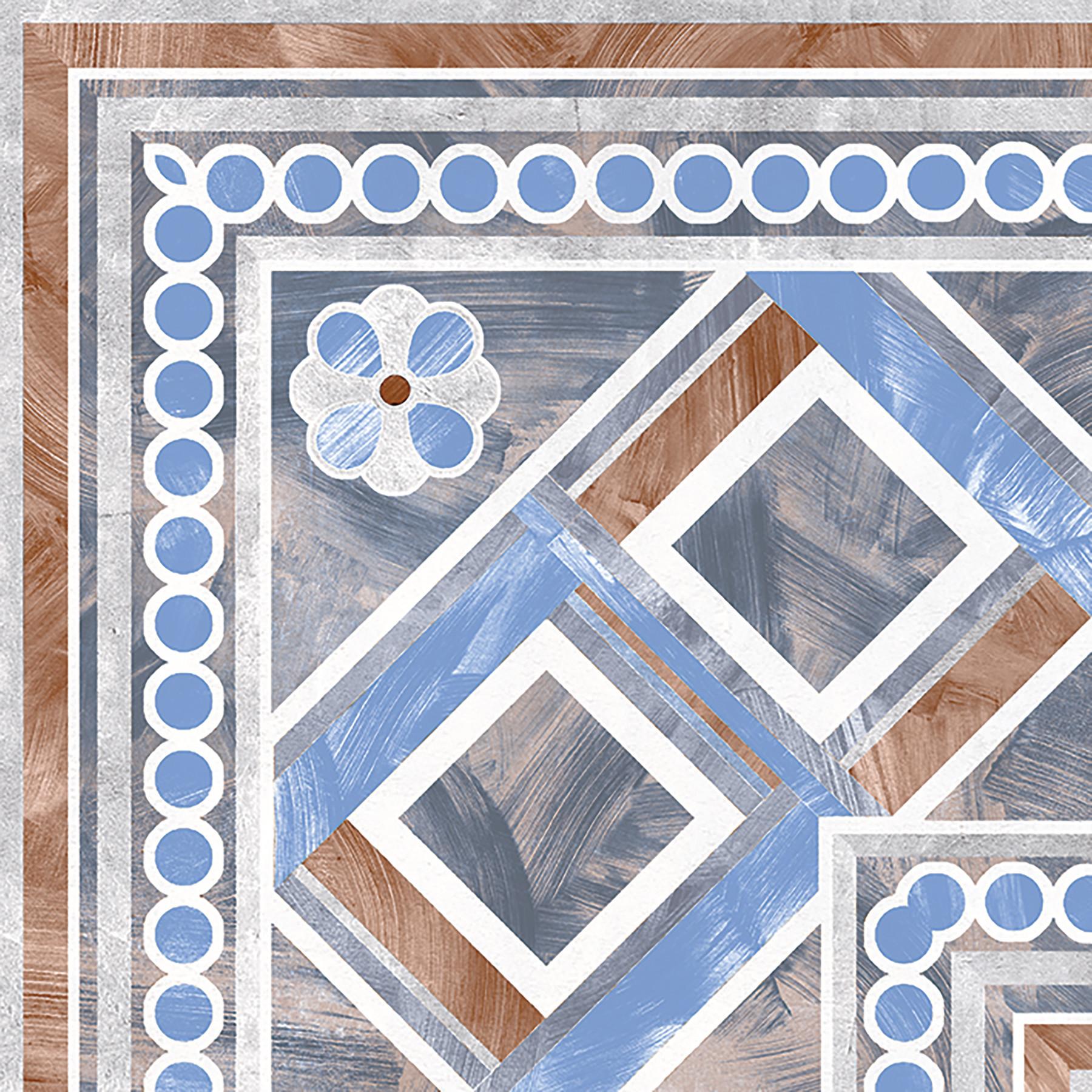TREVISO 20x20 Blue Corner