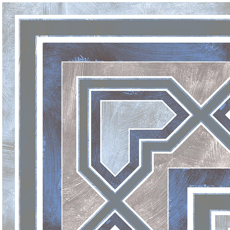 MONZA 20x20 Blue Corner
