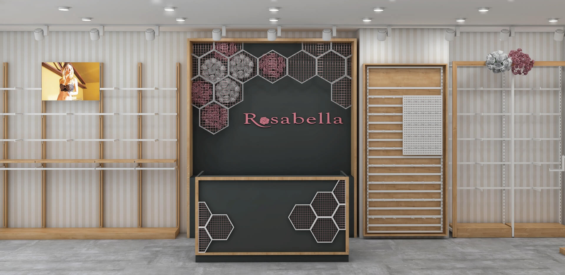 Rosabella - Fashion Store Shop Design-2.
