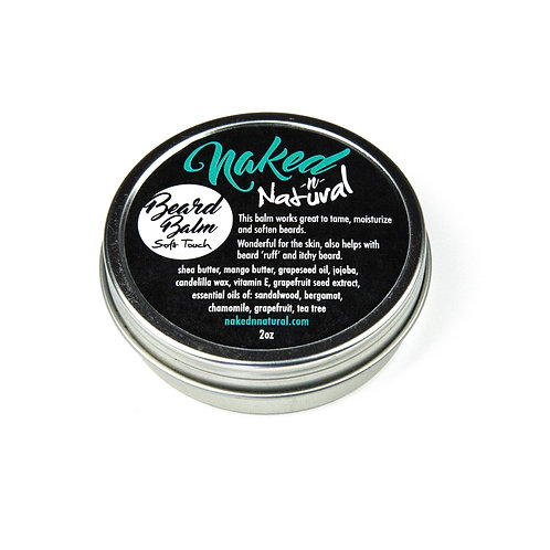 Soft Touch Beard Balm