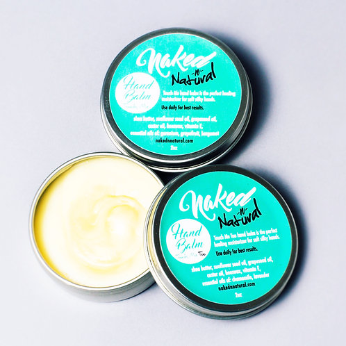 Touch Me and Touch Me Too hand balm