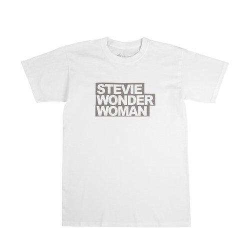 STEVIE WONDER WOMAN