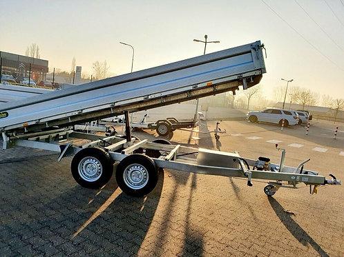 Dreiseitenkipper Unsinn UDK 3542 3,5 Tonnen Profi Kipper