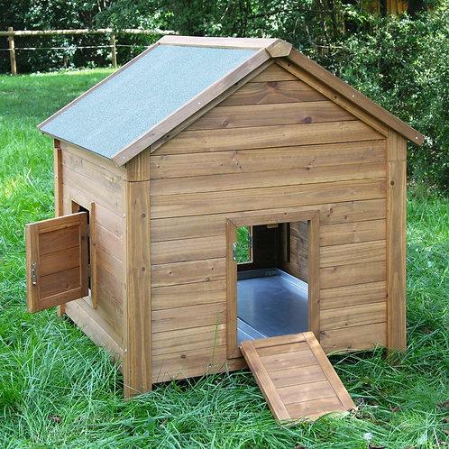 Kleintierstall für Kaninchen oder Hühner
