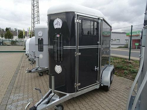 Pferdeanhänger Fautras Provan Premium AID System Sattelkammer