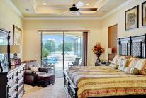 Bedroom Lake House