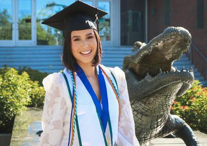 Graduation photos!