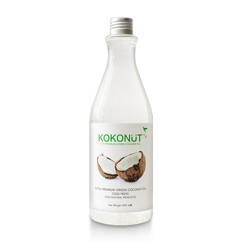 KOKONüT The Extra Premium Virgin Coconut oil 500ml