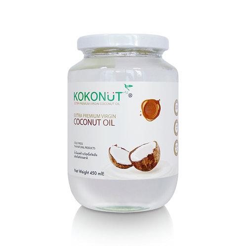KOKONüT The Extra Premium Virgin Coconut oil GLASS JAR 500ml