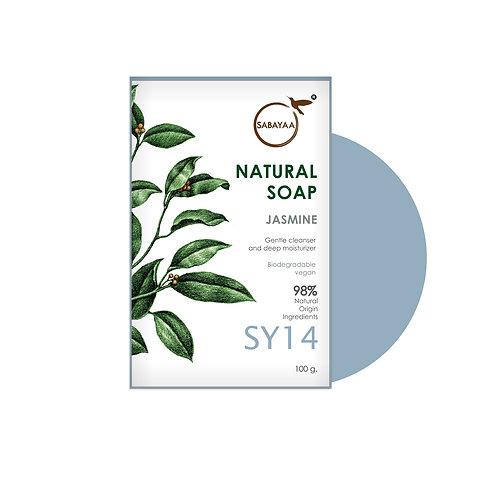 Sabayaa Natural Soap - Jasmine