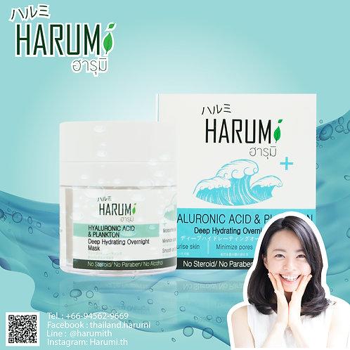 Hyaluroinc Acid & Plankton Deep Hydrating Overnight Mask
