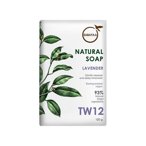 Sabayaa Natural Soap - Lavender