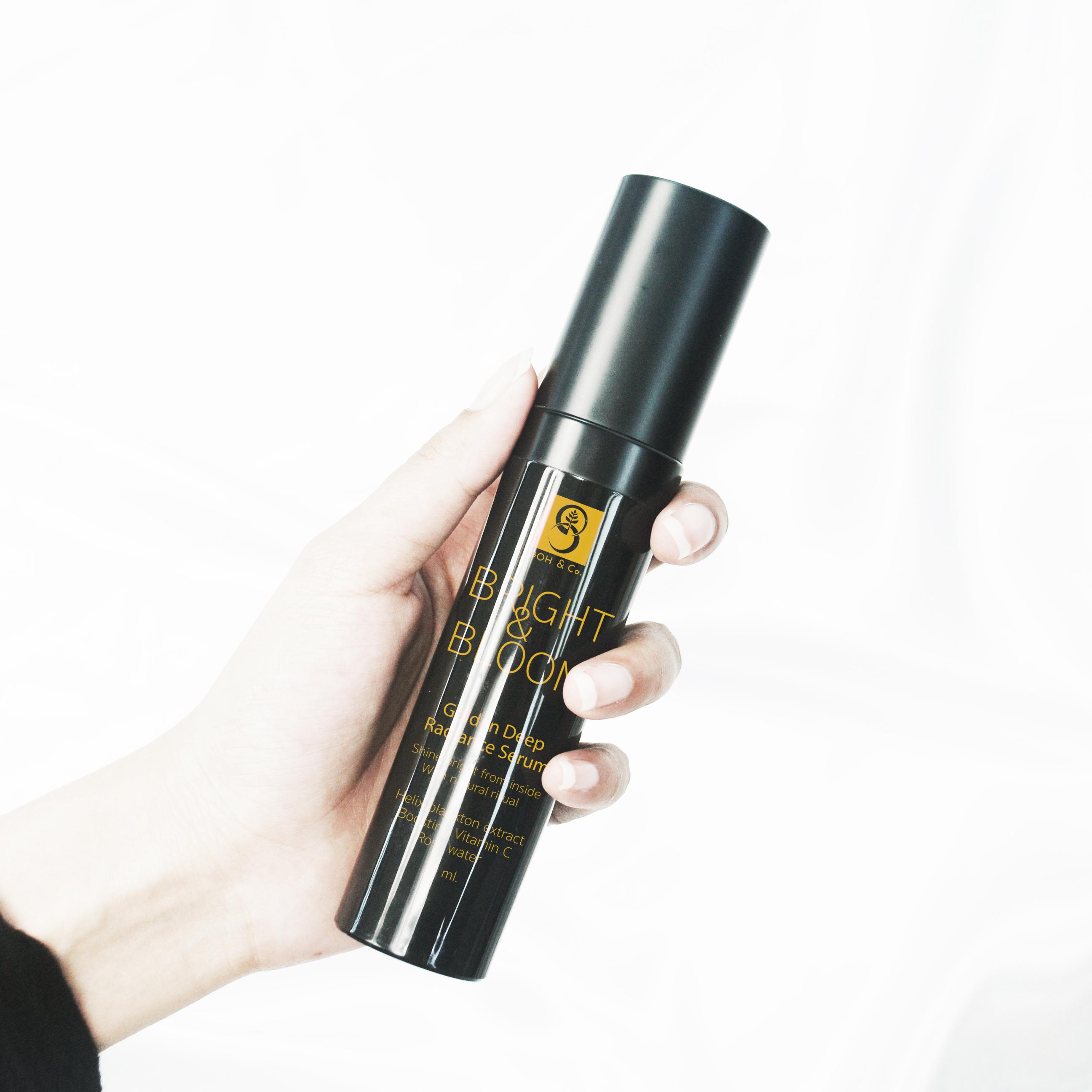 GOH&Co Golden deep radiance serum