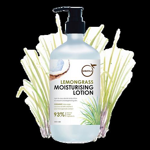 Sabayaa Lemongrass Moisturising Lotion