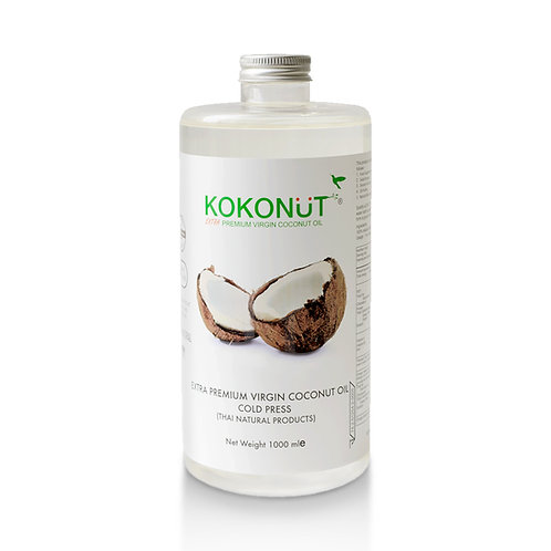 KOKONüT The Extra Premium Virgin Coconut oil 1000ml