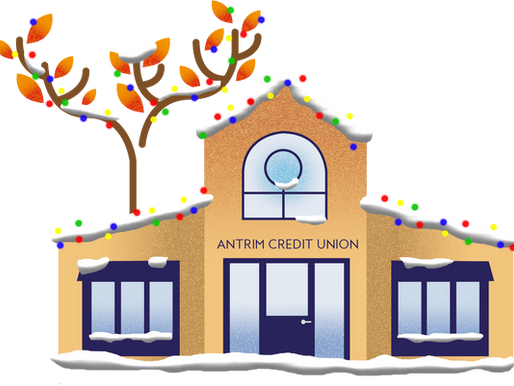 ACU Christmas Graphics and Randalstown Redesign