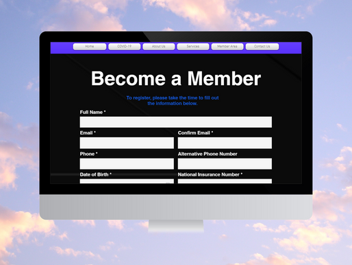 Antrim Credit Union Online Membership Application Form