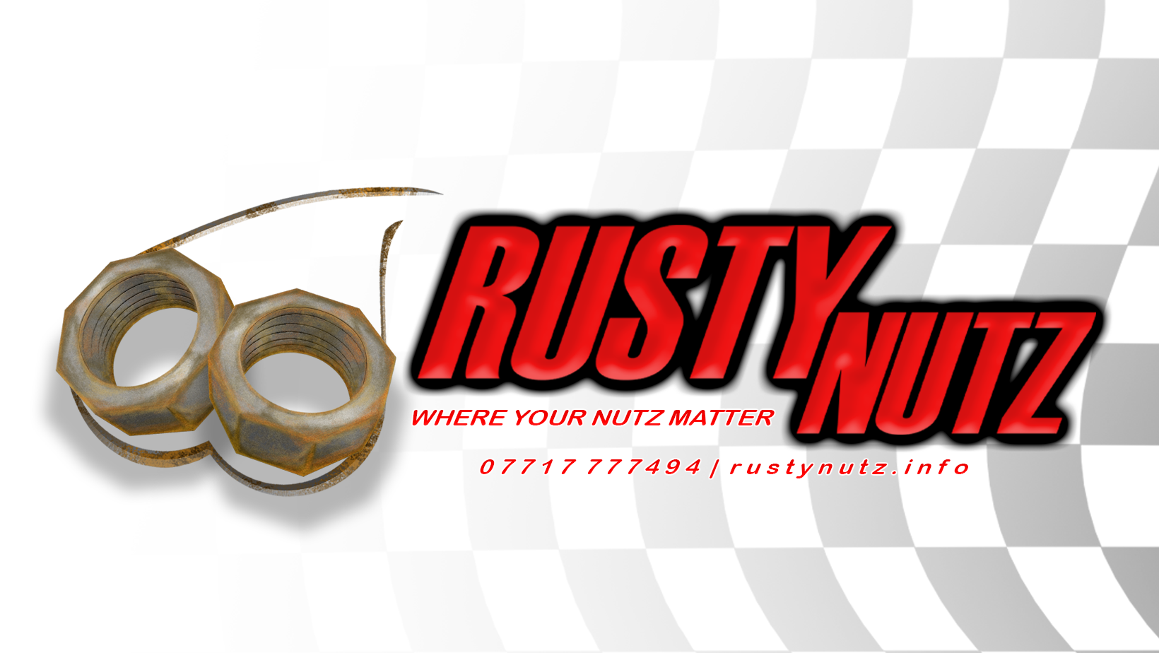 Rusty Nutz Cover Photo