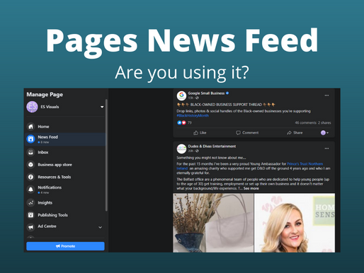 Facebook Page News Feed: the new tool to get your business noticed