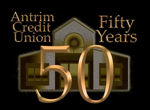 Antrim Credit Union's 50th Anniversary