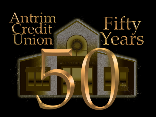 Antrim Credit Union's 50th Anniversary