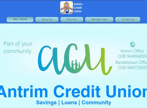 Antrim Credit Union Blog Rebuild