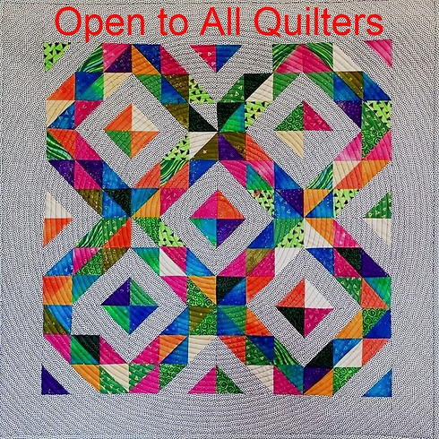 Sew Many Triangles...Sooo Little Time - Abbotsford Quilters' Guild