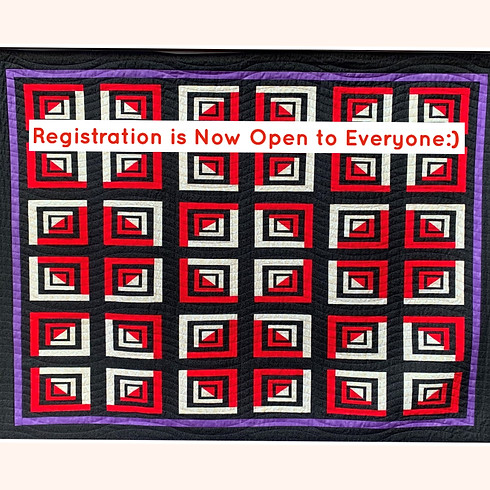 Not Your Daddy's Log Cabin - Abbotsford Quilters Guild