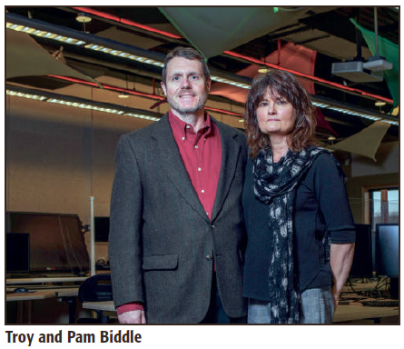 ISU Donation Benefits Construction Program, Thanks to Biddle Family