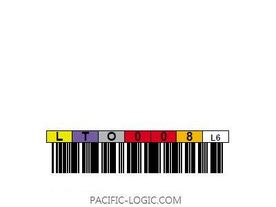 LTO 條碼打印服務 (1個貼紙)