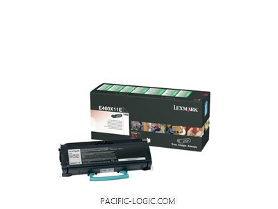 E460X11P - Lexmark E460 Extra High Yield Return Program Toner Cartridge
